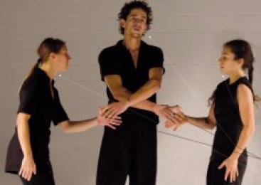 Workshop for professional dancers - Mediterranean Dance Center San Vincenti, July 22nd-27th 2014