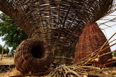 WEFT A look over the work of Craftsman Manuel Jacinto @ Solstice International Arts Festival (Santa Clara-a-Velha, Portugal)