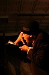 The Trial by F. Kafka works source: http://www.teatrkh.com