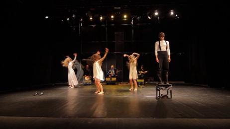 Skvo's Dance Company + Port Mone