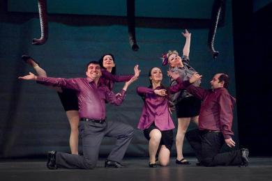 19th International Theatre Festival Varna Summer: State Puppet Theatre Varna's ''Bollywood''