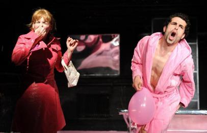 19th International Theatre Festival Varna Summer: ''Open couple'' by Theatre 199 ''Valentin Stojchev''
