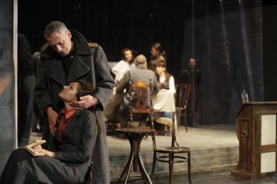 19th International Theatre Festival Varna Summer: ''Three Sisters'' by Sava Ognyanov Drama Theatre
