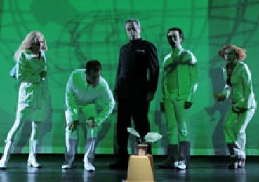 International Theatre Festival Divadelná Nitra, Slovakia