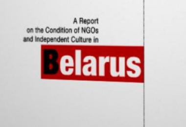 """A Report on the Condition of NGOs and Independent Culture in Belarus"" [VIDEO]"