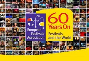 The European Festivals Association (EFA) releases a publication and film for their jubilee